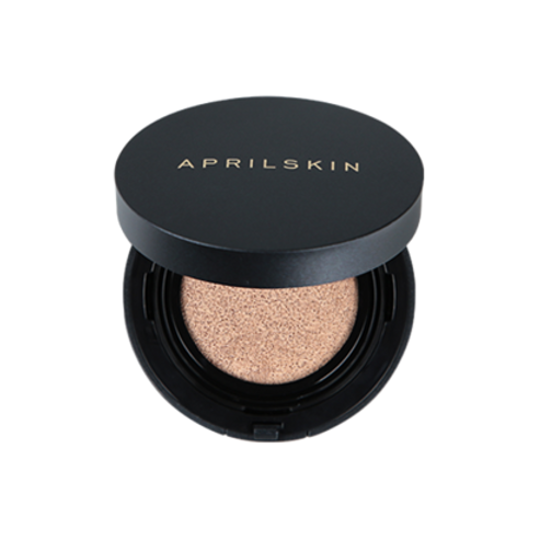 Aprilskin Magic Snow Black Cushion 2.0 #22 Pink Beige
