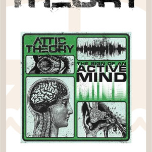 OUT NOW: Liverpool groove rockers ATTIC THEORY release debut EP 'The Sign Of An Active Mind'