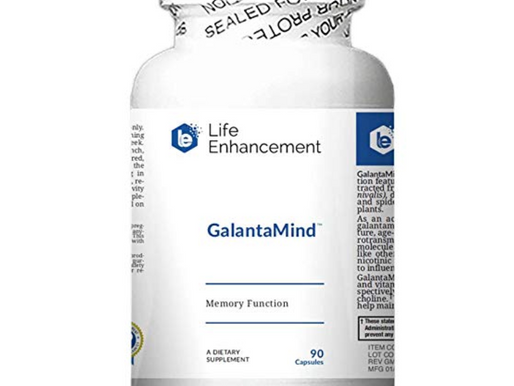 How often to take galantamine for lucid dreaming