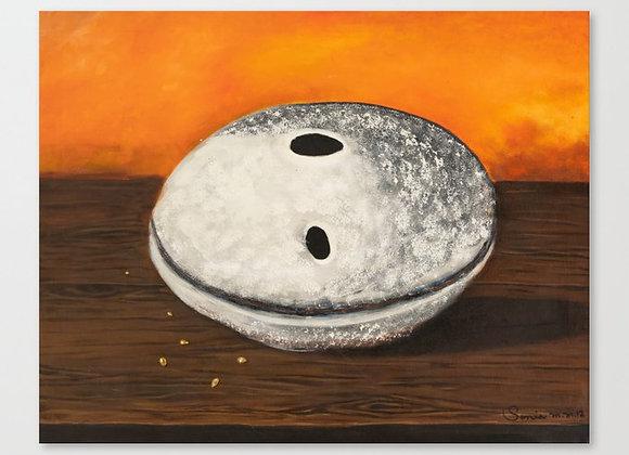 """Stone Grinder Canvas 23""""x18"""""""