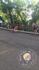 Bluff Day for MDP Fitness