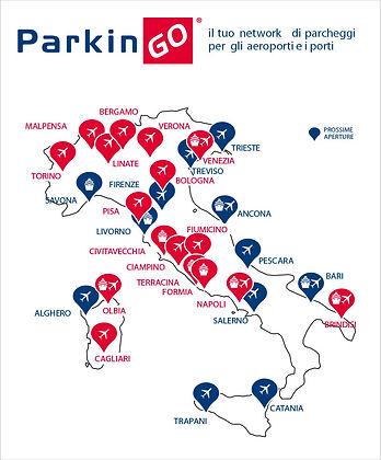 parkingo, pacheggio lunga sosta isole ponza e ventotene, car valt, rent car, formia, gaeta, minturno, lazio, italia, noleggio auto