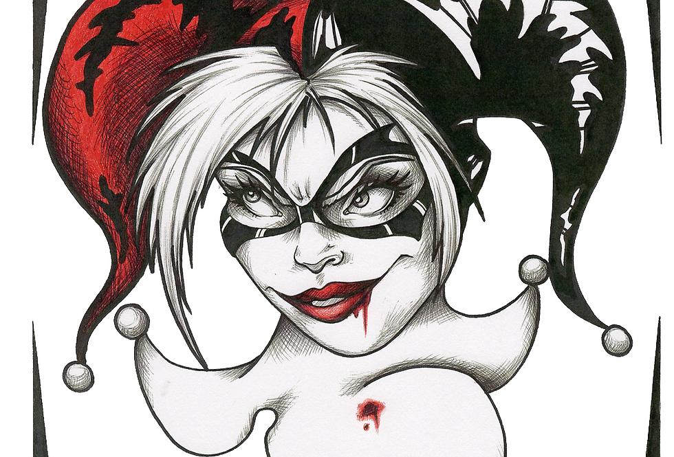 Harley Card