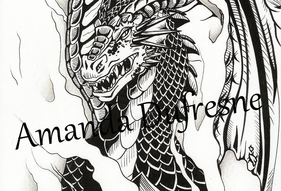 Smoldering Dragon
