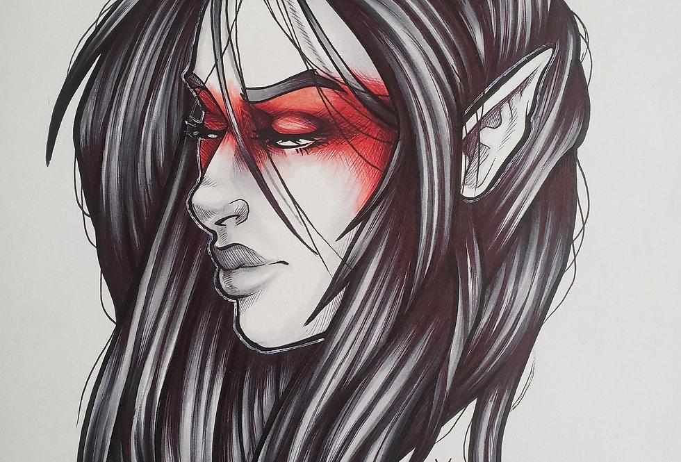 """Dark demon"""