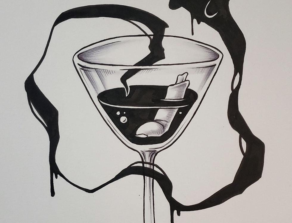 Finger martini