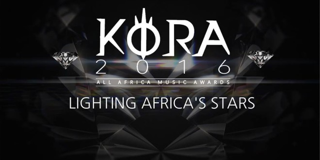 Kora Awards 2016 Afrostation