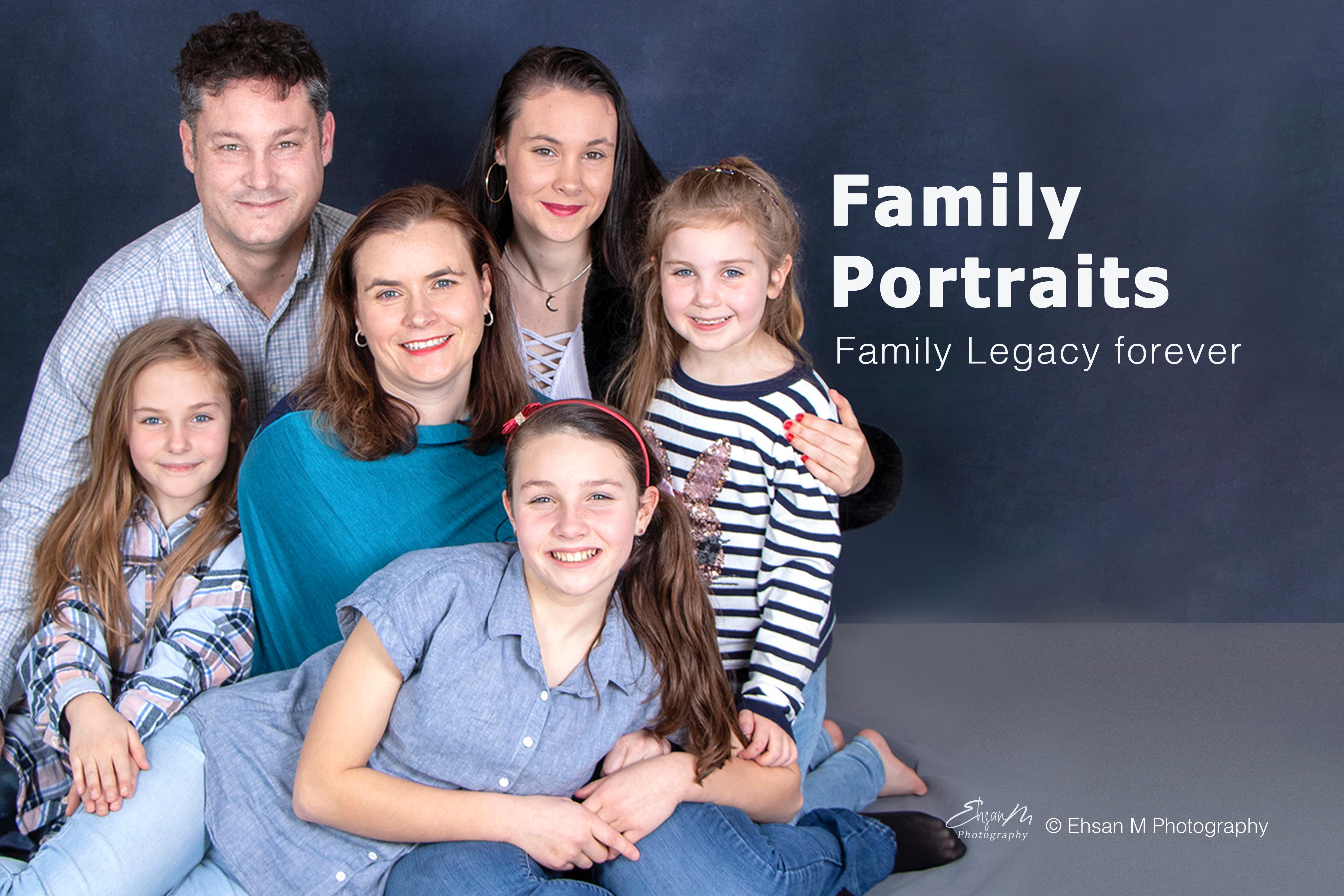 Family Portrait -Legacy