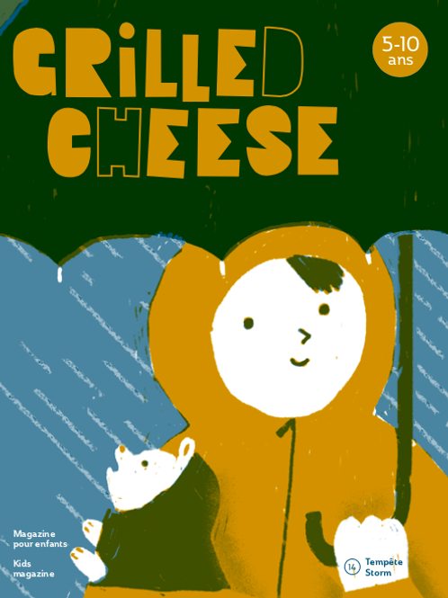 Gilled Cheese [5-10] Issue 14 - Storm