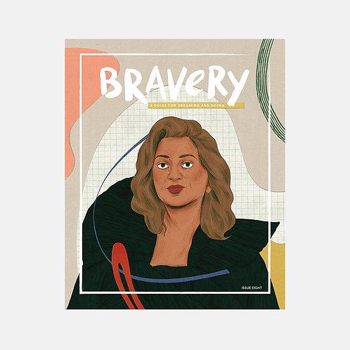 Bravery Issue 8 - Zaha Hadid