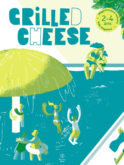 Grilled Cheese [2-4] Issue 3