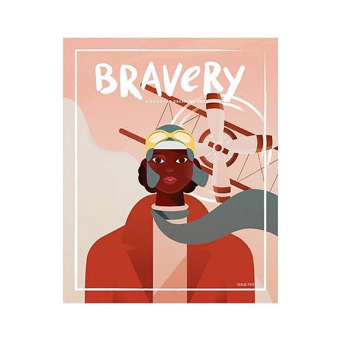 Bravery Issue 5 - Bessie Coleman + Amelia Earhart