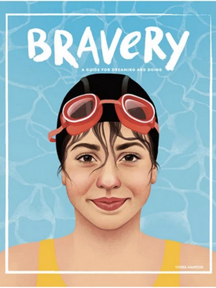 Bravery Issue 11 - Yusra Mardini
