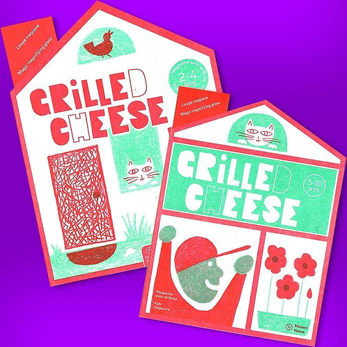 Grilled Cheese [2-4] Issue 7