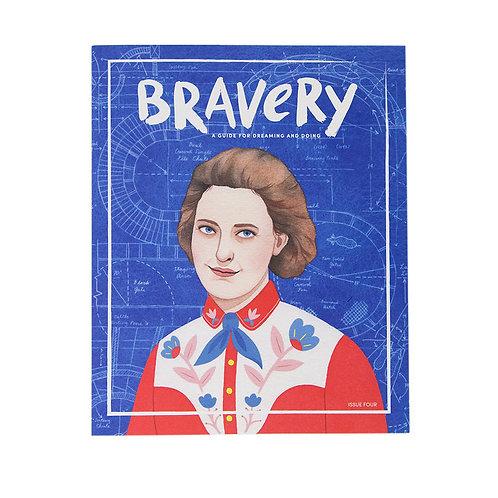 Bravery Issue 4 - Temple Grandin