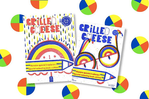 Grilled Cheese [5-10] Issue 15