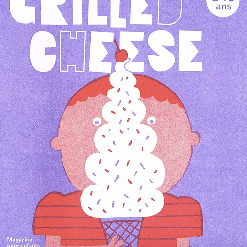 Grilled Cheese [5-10] Issue 11: Missing