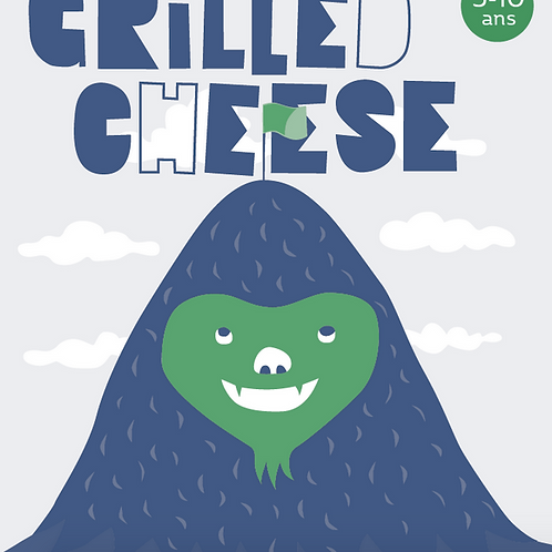 Grilled Cheese [5-10] Issue 10 - Mountain