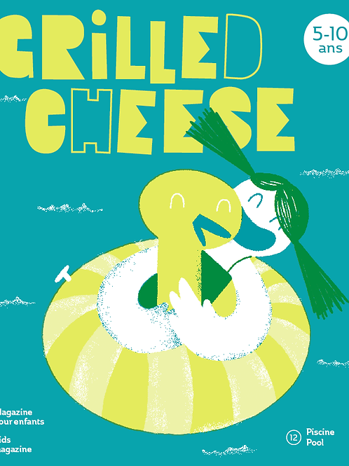 Grilled Cheese [5-10] Issue 12