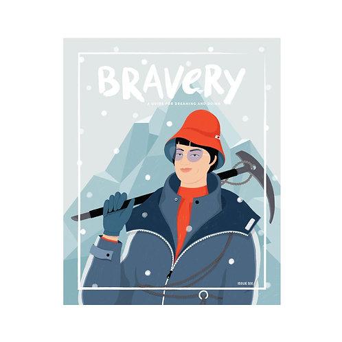 Bravery Issue 6 - Junko Tabei