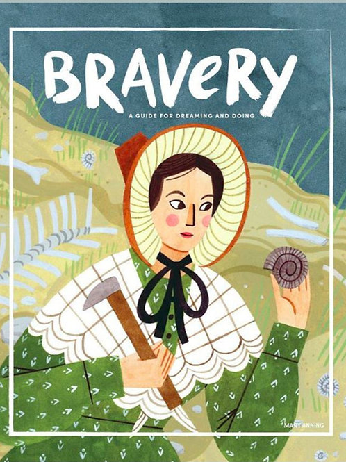 Bravery Issue 9 - Mary Anning