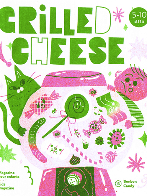Grilled Cheese [5-10] Issue 13