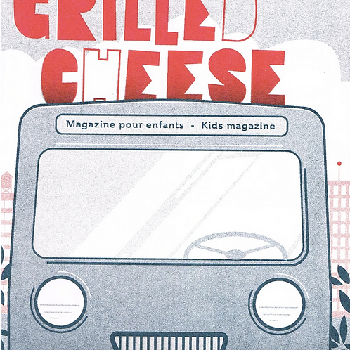 Grilled Cheese [5-10] Issue 8: City