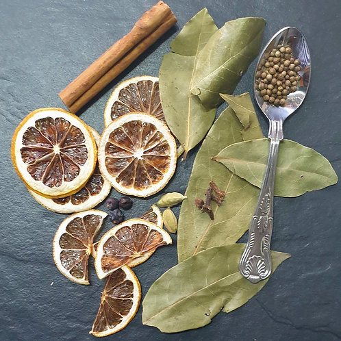 Mulled Gin Pack