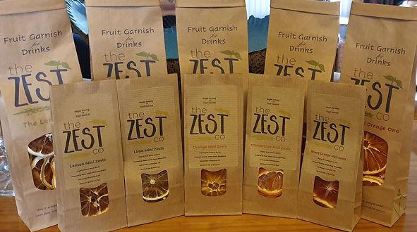 The Zest Co Retails & Mini Packs