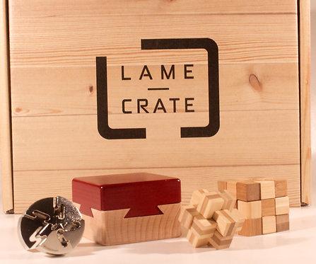 Random Puzzle Crate