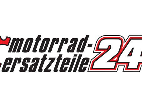 NEUER PARTNER 2020: Motorradersatzteile24.de