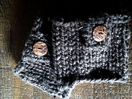 Butt'n for Nuth'n Boot Cuffs