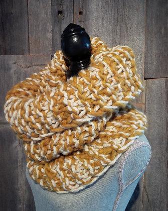 Peru Wool Cowl