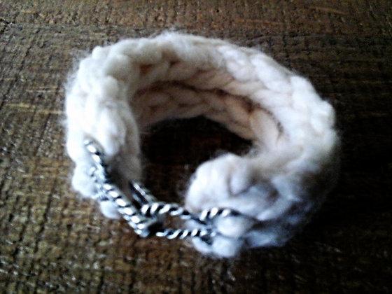 Wooly Bracelet