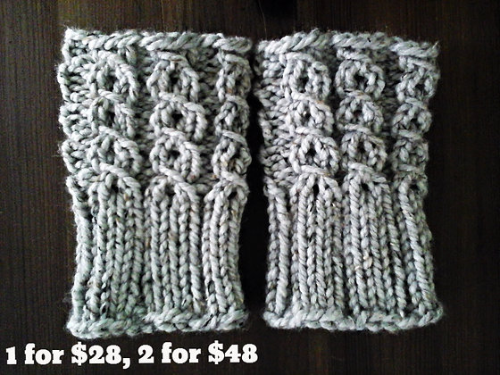 Fold-Over Boot Cuffs