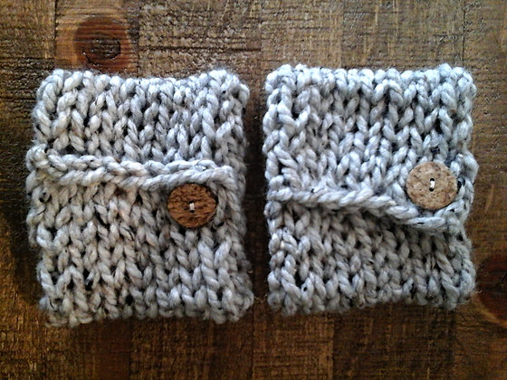 Big Stitch Boot Cuffs