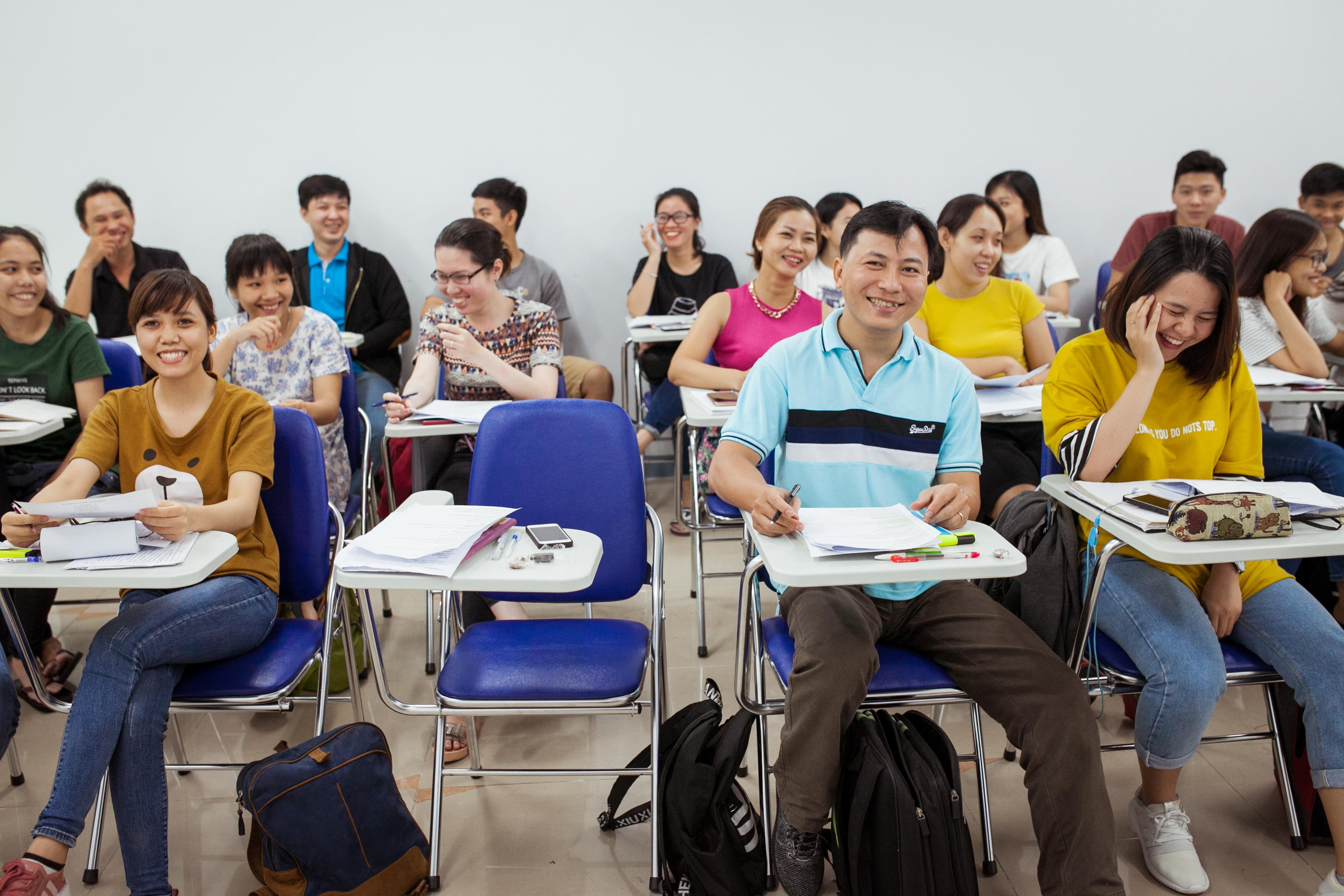 lớp học 1