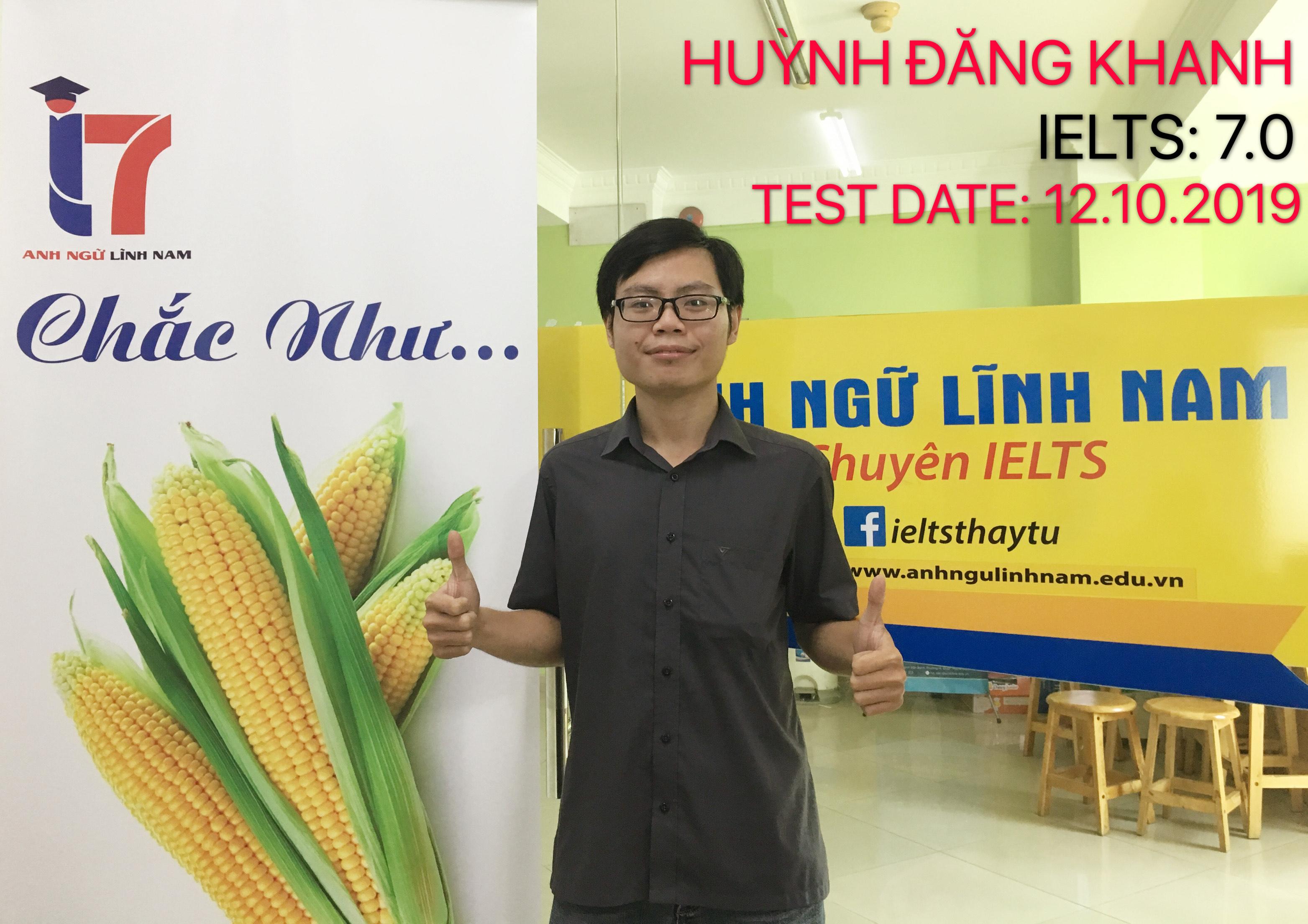 HUỲNH ĐĂNG KHANH-7.0-12.10.2019