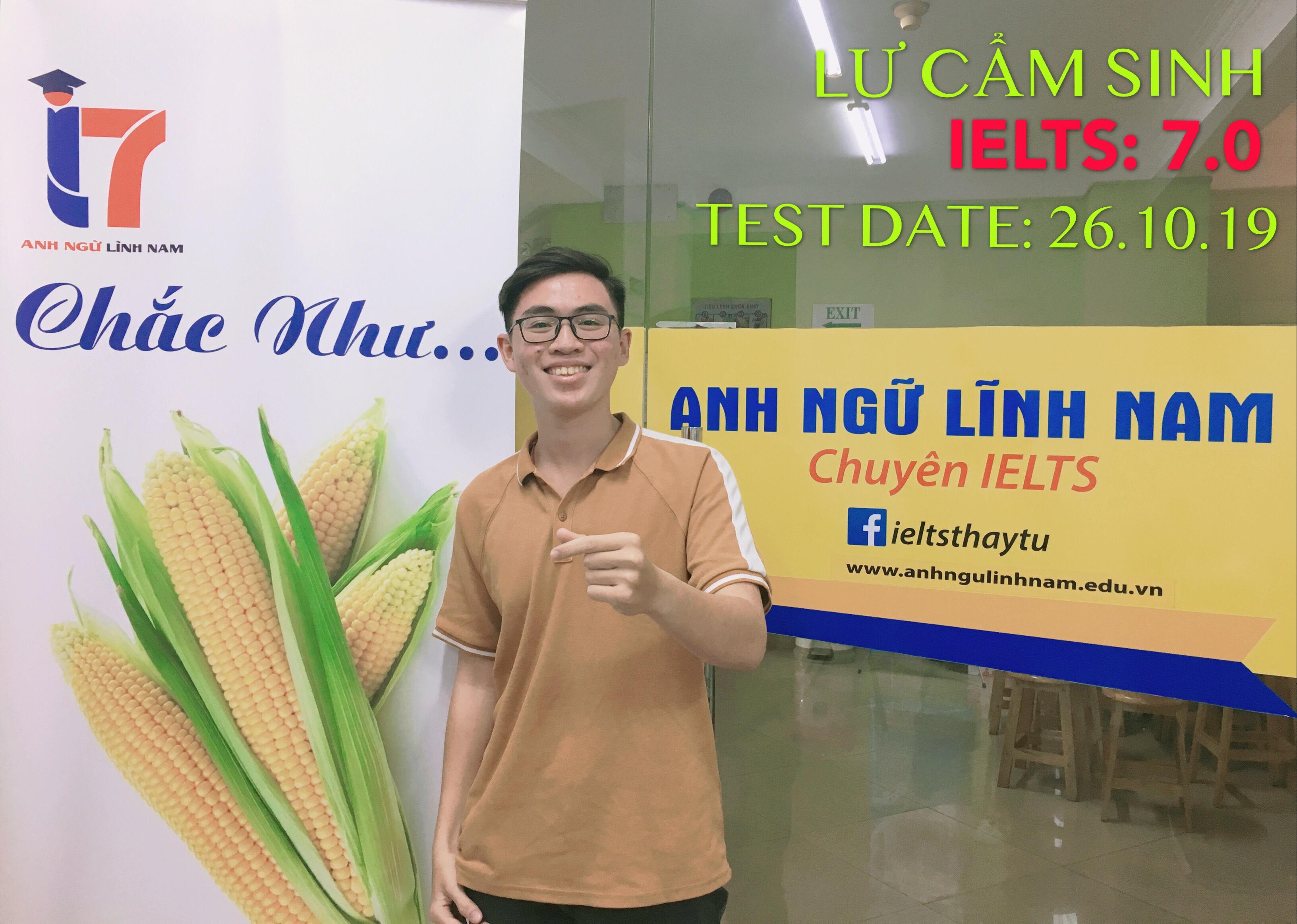 LƯ CẨM SINH-7.0-26.10.2019