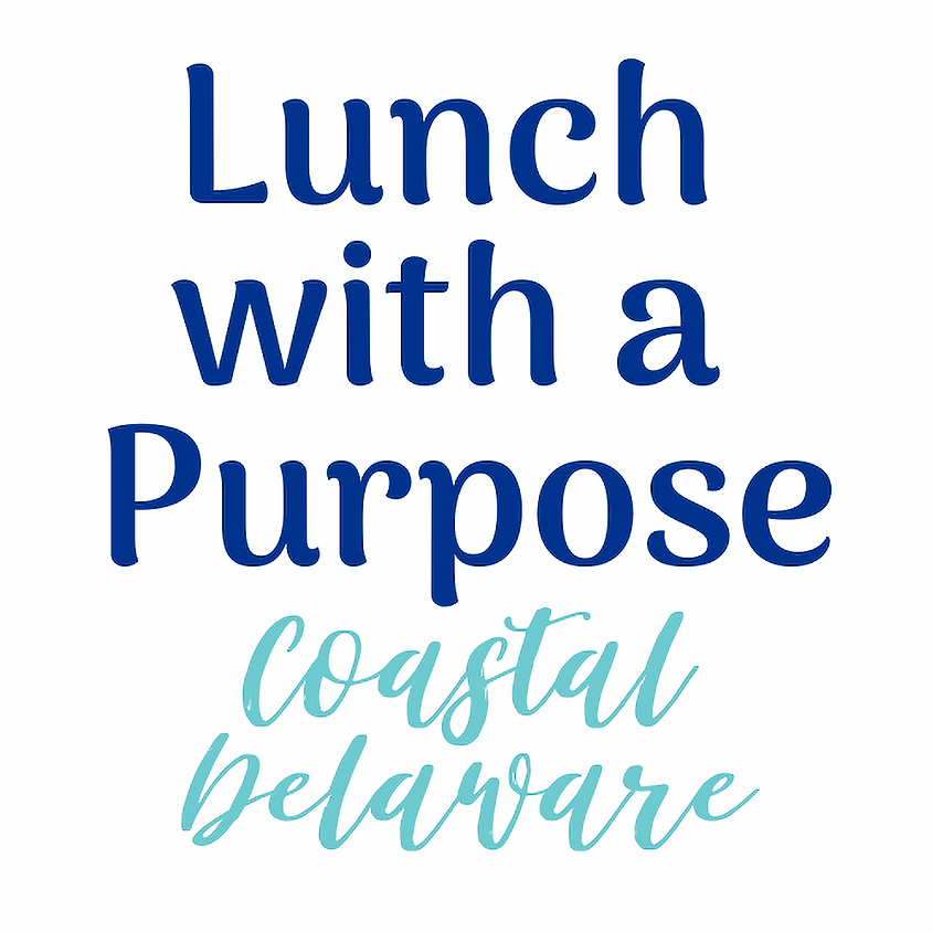 Lunch with a Purpose