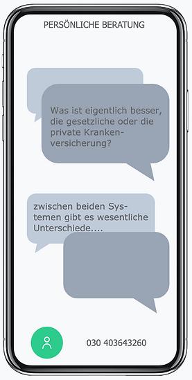 mobile dialog