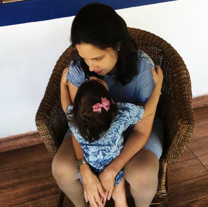 relação Mãe e filha