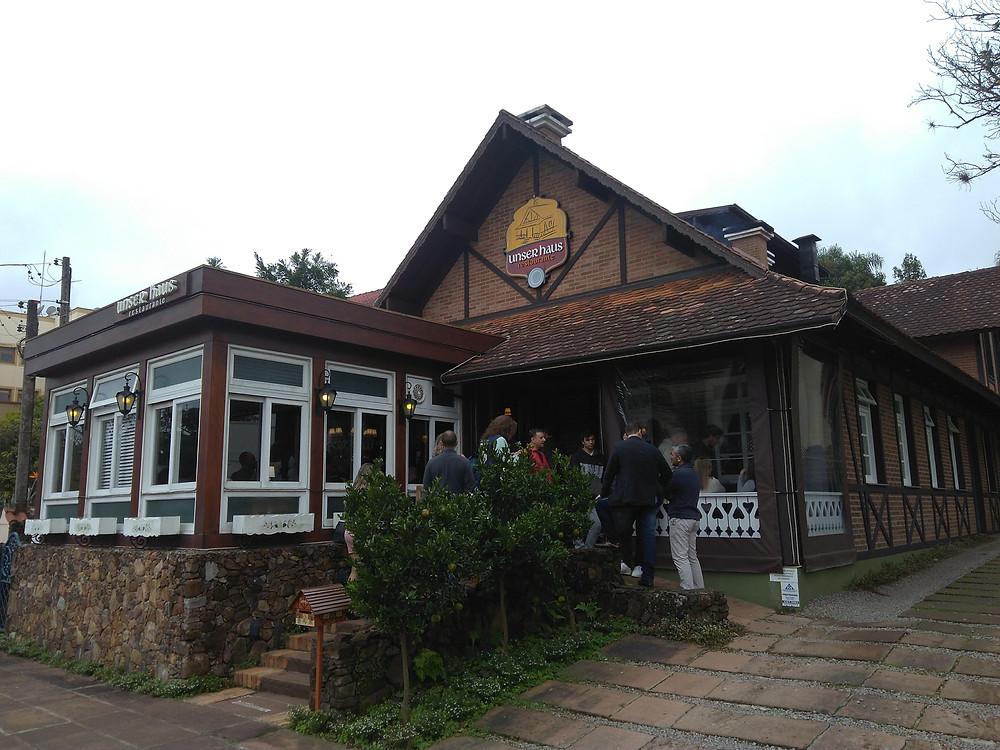 Restaurante Unser Haus