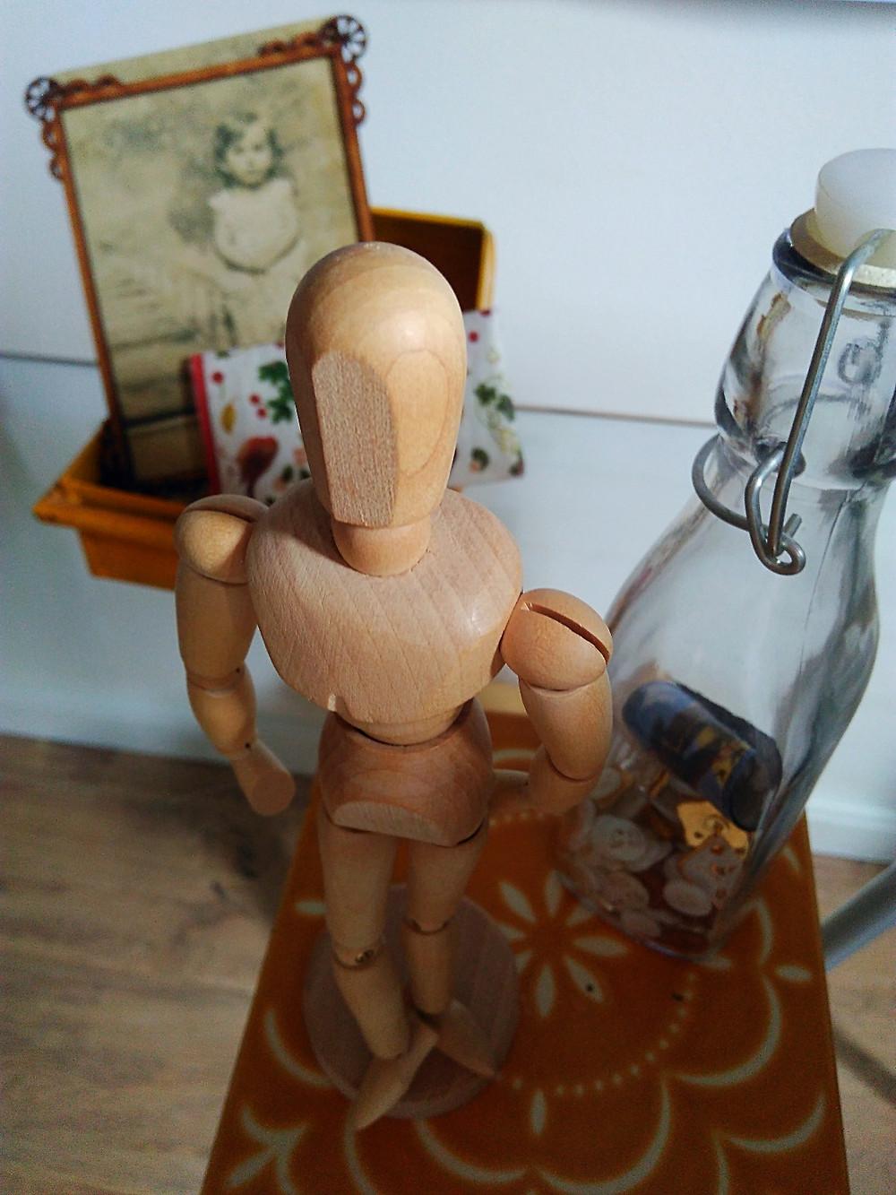upcycling garrafa _ porta aviamentos
