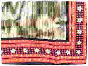 estampa lenço
