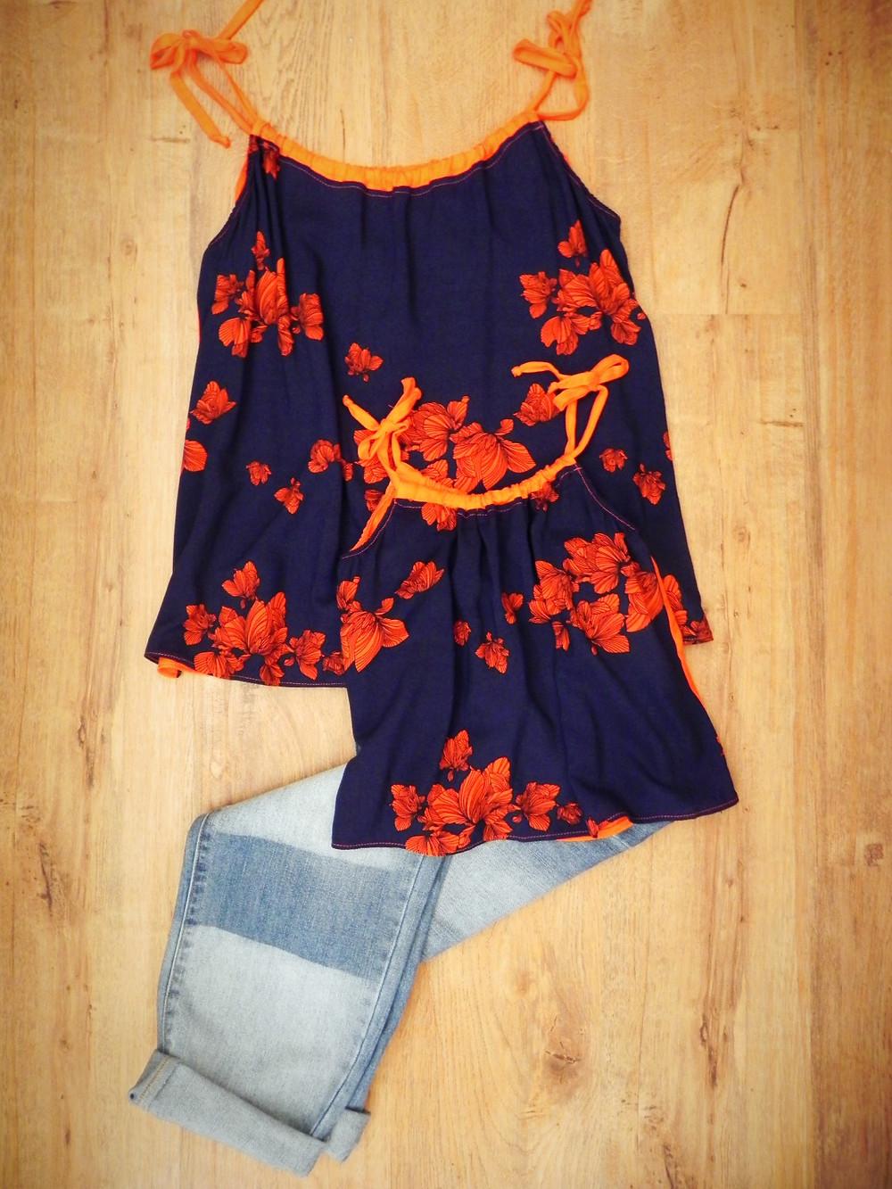 look com blusas tal mãe tal filha - moda mãe e filha  https://www.elo7.com.br/blusas-laranja-oriental-mae-e-filha/dp/8917DA#smsm=0&df=d&rps=0&ucf=1&ucrq=1&uss=1&sac=0&uso=d&usf=1