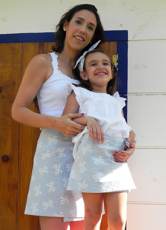 Mãe e filha moda http://loja.alicia.net.br