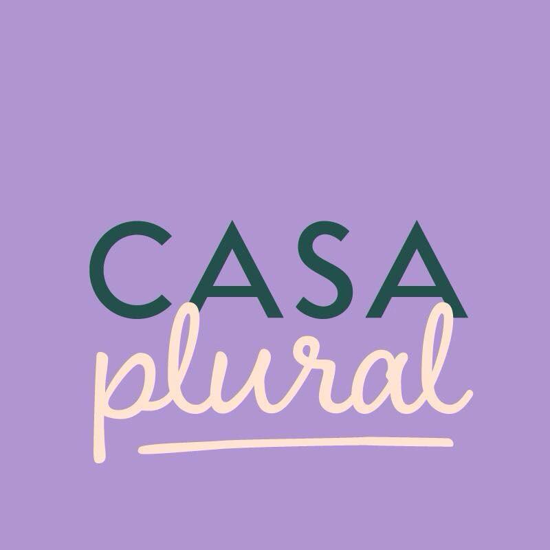 logo do Casa Plural evento itinerante em São Paulo