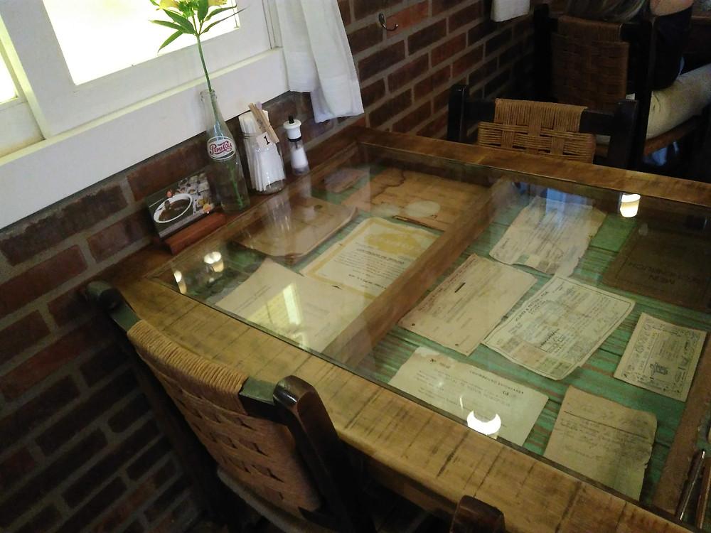 mesa Unser Haus