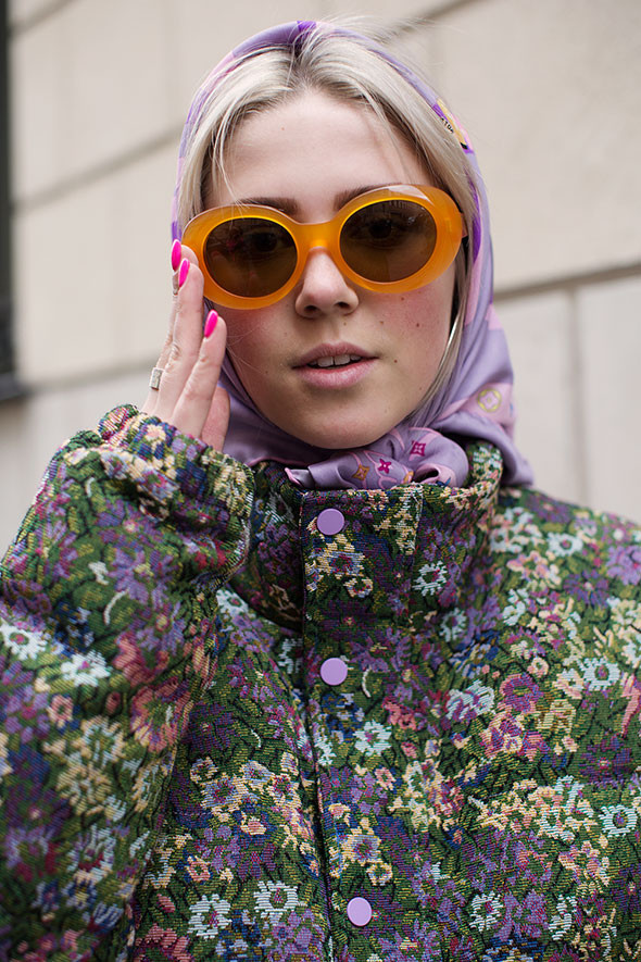foto The Sartorialist street style Paris